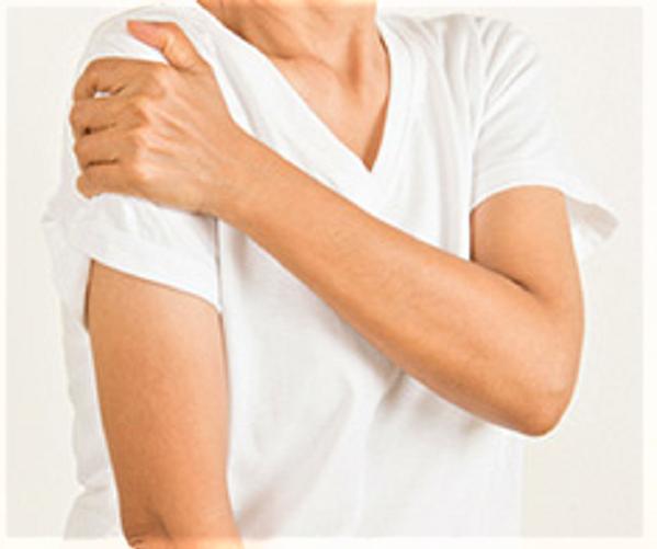 腕の痛みと筋肉