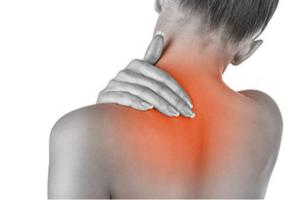 肩のコリや痛み